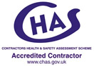 Aircomm Services are an Accredited Contractor on the Contractors Health & Safety Assessment Scheme
